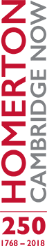 Homerton 250 logo