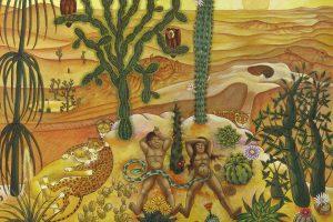 Desert Idyll by Coque Martinez,