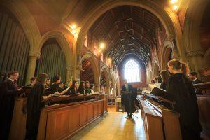 The Charter Choir of Homerton