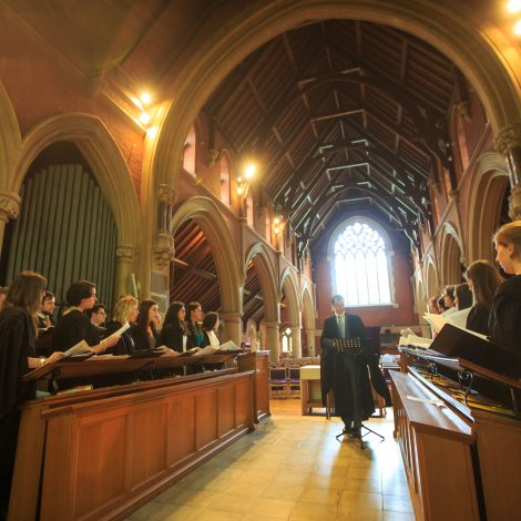 The Charter Choir of Homerton