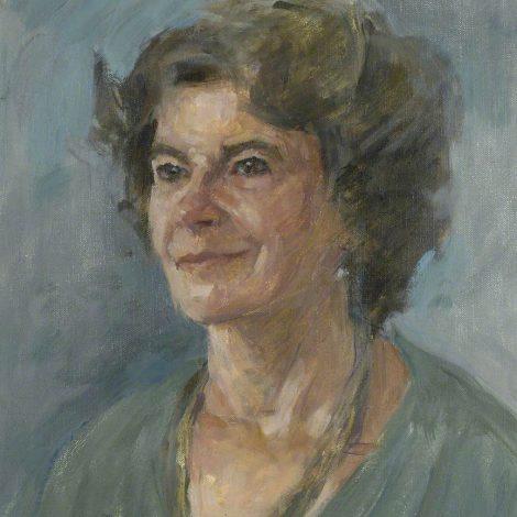 Jean Rudduck portrait