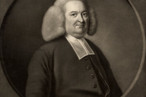 Portrait of John Conder
