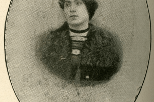 Maud Bodkin in Homertonian magazine 1903