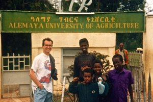 Homerton visiting Ethiopia