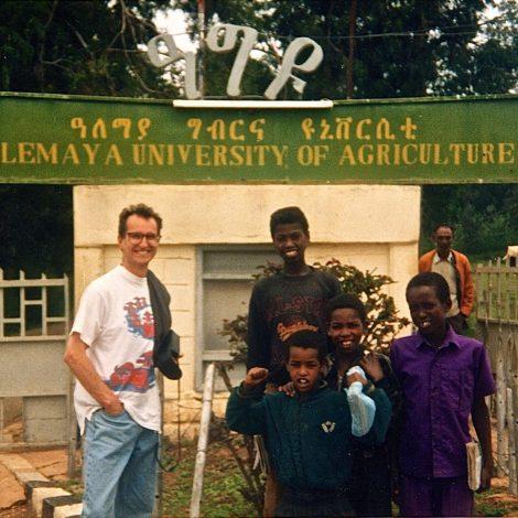 Homerton visiting Ethiopia