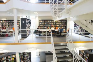 Homerton Library